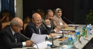 ترقية وتعيين 46 عضو هيئة تدريس بجامعة الزقازيق