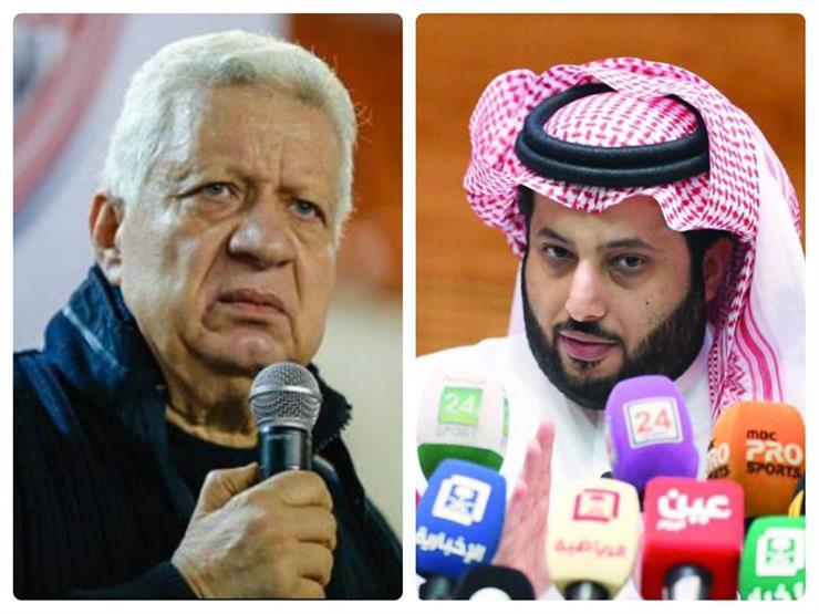 تركي آل الشيخ يرفض رئاسة الزمالك الشرفية