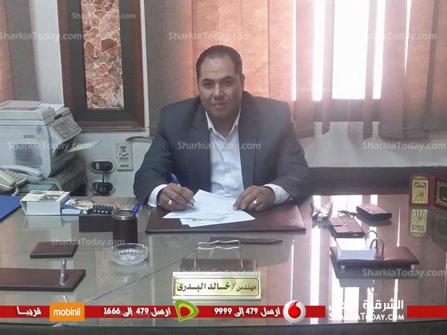 المهندس خالد البدري مديراً لإدارة كهرباء أبوحماد