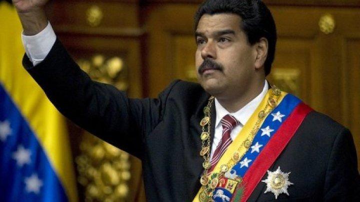 رئيس فنزويلا يعلن طرد القائم بالأعمال الأمريكي
