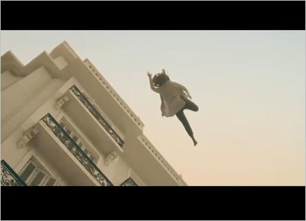 تمثيل مشهد انتحار سعاد حسني في عوالم خفية