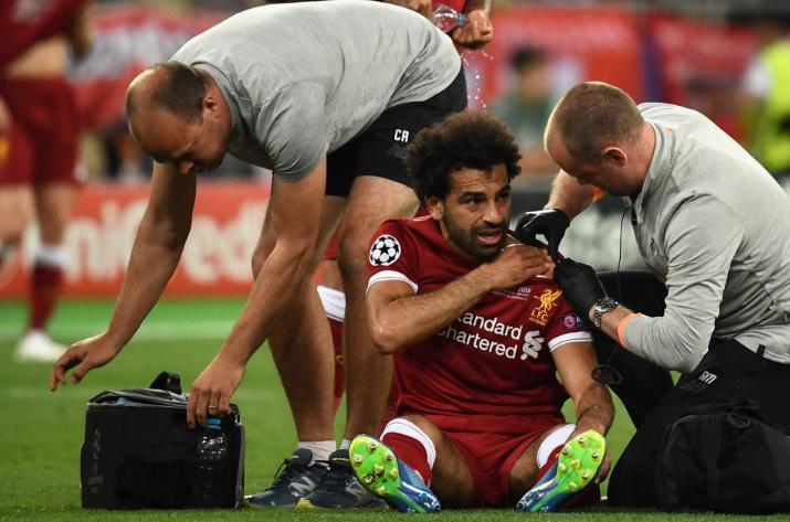 طبيب ليفربول يكشف إمكانية مشاركة محمد صلاح بكأس العالم