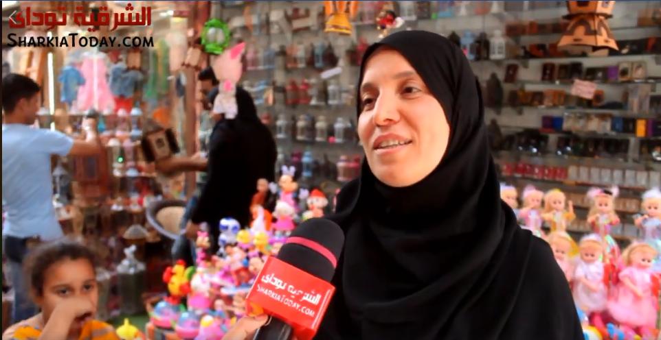 فوانيس رمضان بالزقازيق .. والمفاجأة فانوس محمد صلاح