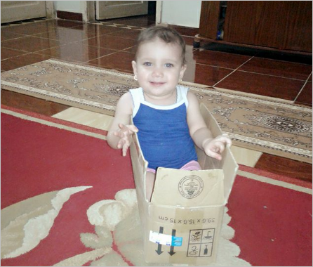 وفاة الطفلة كرما بالقنايات