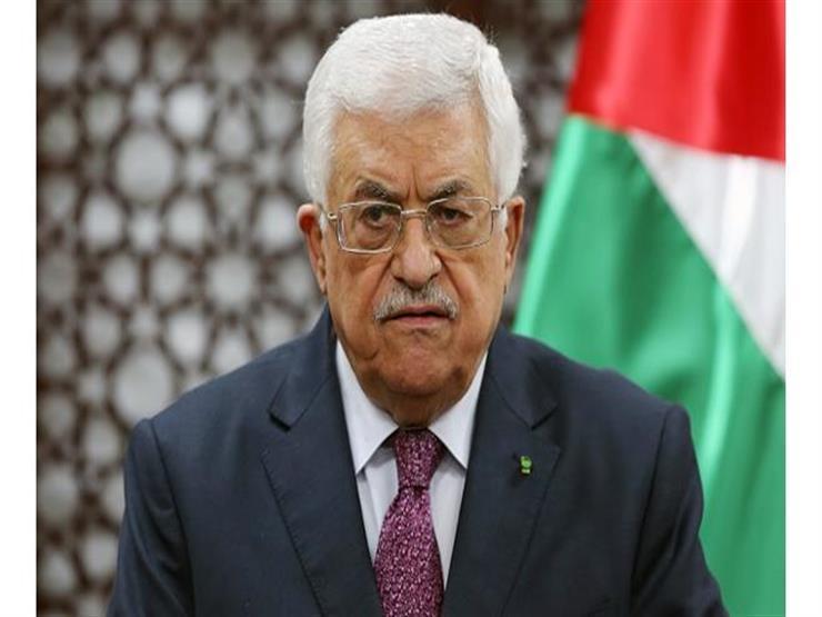 محمود عباس يعلن الإضراب