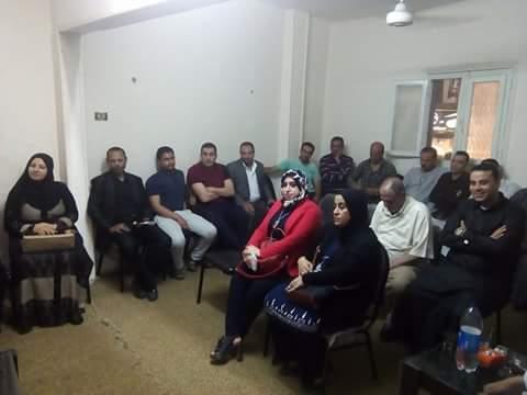 مستقبل وطن بكفر صقر يعقد اجتماع لتشكيل أمانة الحزب بعد دمجه