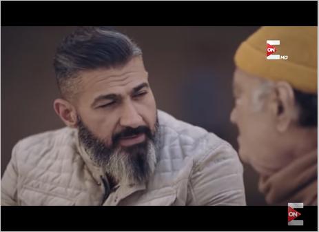 مشهد من الحلقة 6 من مسلسل رحيم