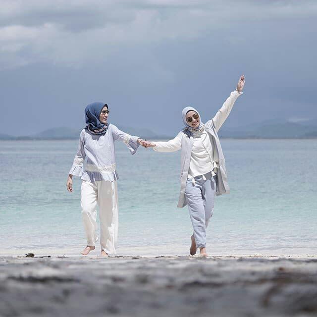 ملابس الشاطئ للمحجبات 2018