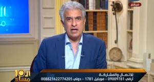 وائل الإبراشي يهاجم عمرو خالد