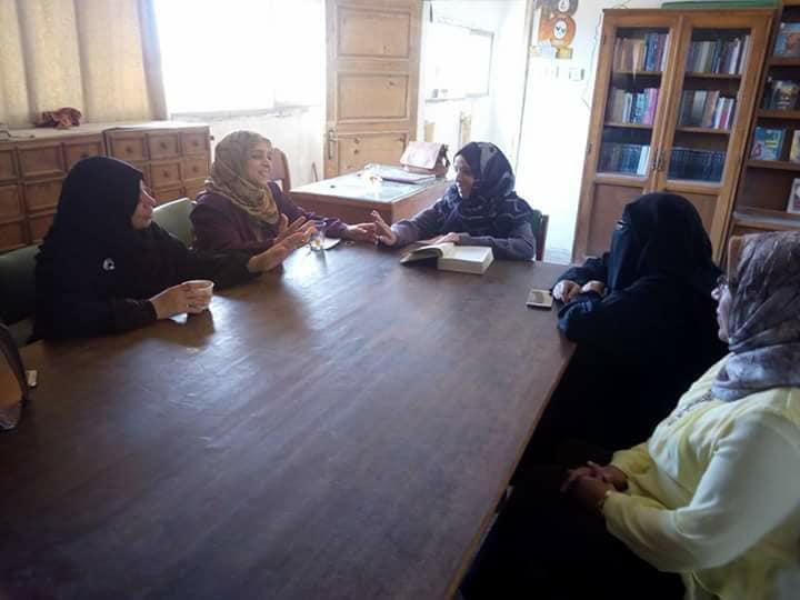 محاضرة ثقافية عن دور الشباب لمواجهة الإرهاب بثقافة «منصور حسن»