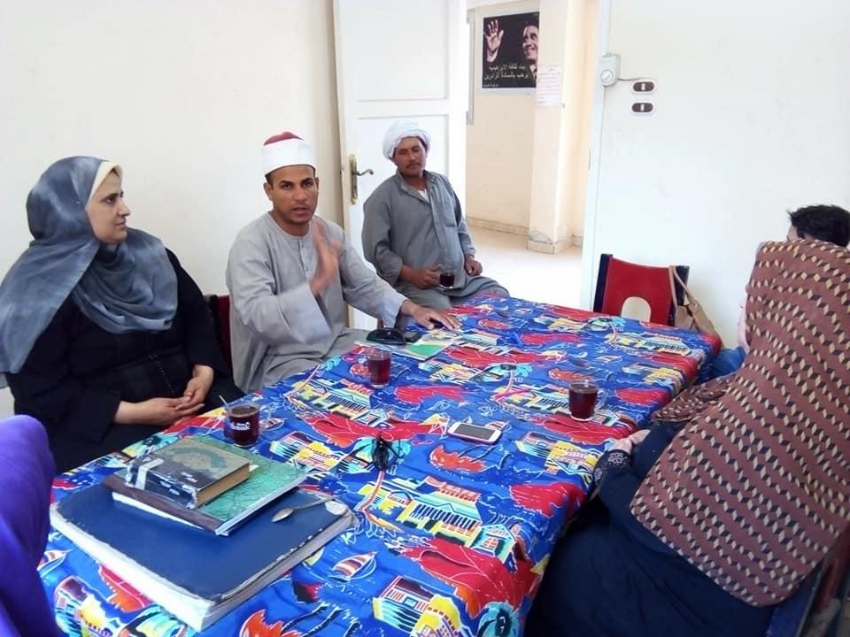 بيت ثقافة الإبراهيمية يحتفل بحلول شهر رمضان الكريم