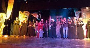 «سيرة بنى زوال» عرض يقدم على مسرح ثقافة منيا القمح