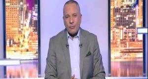 أحمد موسى لرئيس مصلحة الجمارك المرتشي