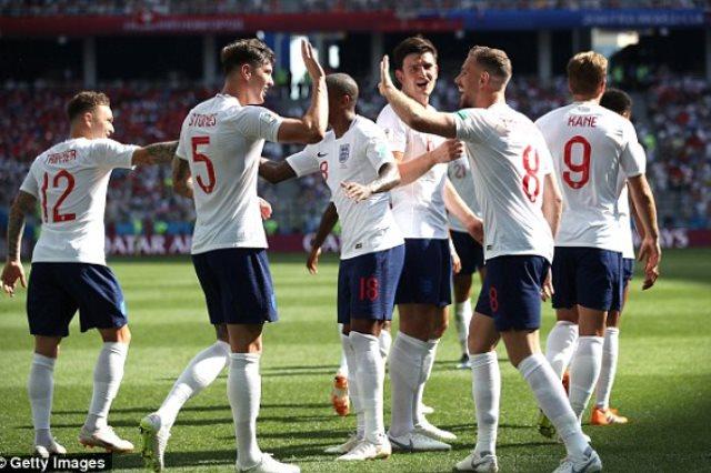 إنجلترا تكتفي بسداسية في مرمى بنما وتتأهل لدور الـ16 رفقة بلجيكا في كأس العالم 2018