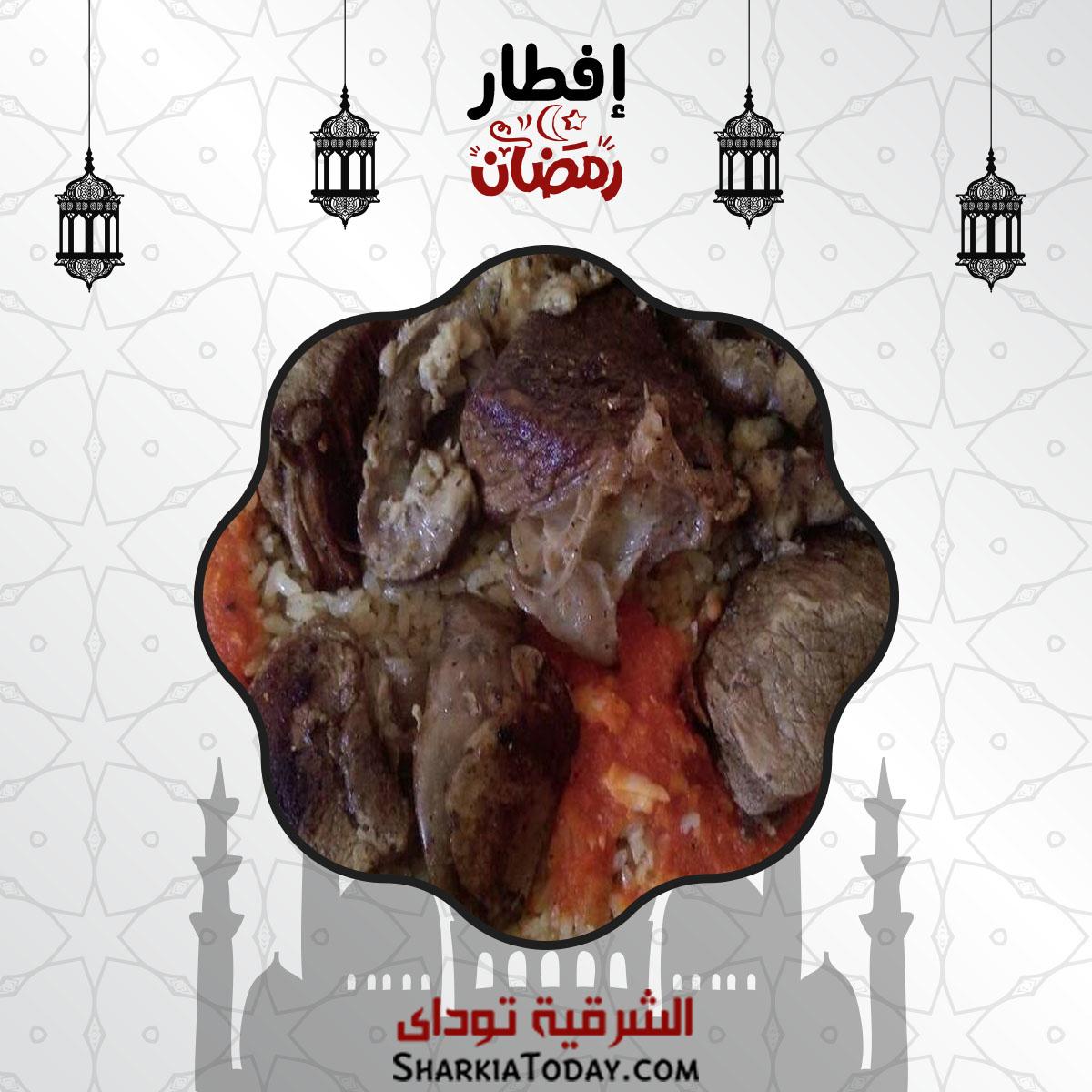 افطار 25 رمضان