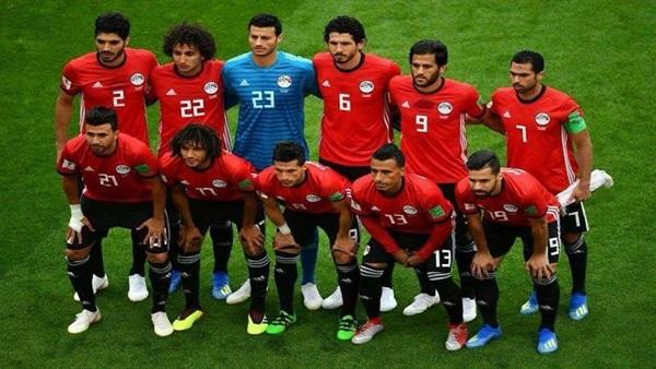 التشكيل المتوقع لمباراة مصر ضد روسيا