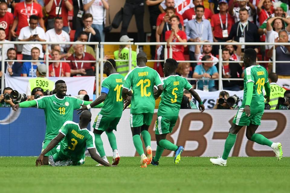 السنغال تحقق أول فوز أفريقي على بولندا في كأس العالم 2018