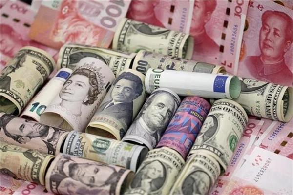 العملة الأجنبية والعربية اليوم