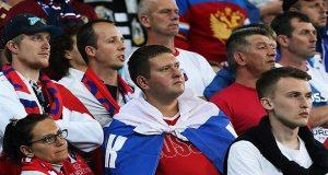 القبض على مشجعين بعد مباراة مصر وروسيا