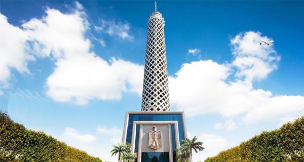 انتحار طالب من أعلى برج القاهرة