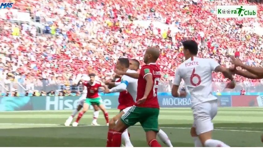 بث مباشر لمباراة المغرب والبرتغال في كأس العالم 2018 (4)