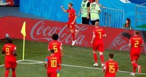 بلجيكا تفوز على بنما