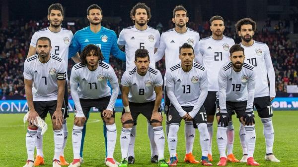 تشكيل منتخب مصر أمام أوروجواي