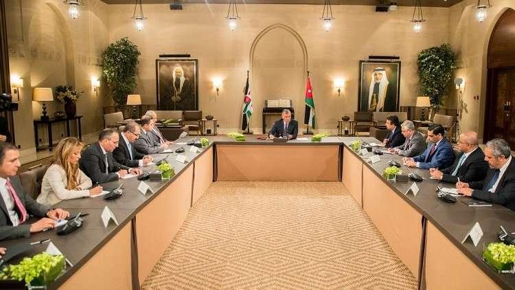 تصريحات خطيرة للملك عبد الله الثاني