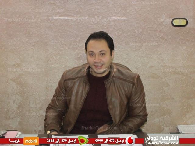 تعيين الرائد «أحمد شاهين» رئيساً لمباحث مركز شرطة ههيا