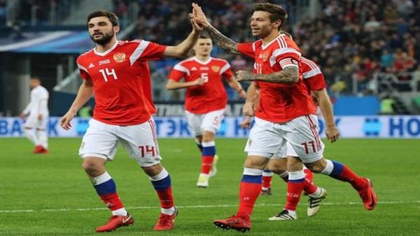 تقرير من فيفا بشأن تعاطي لاعبي روسيا للمنشطات