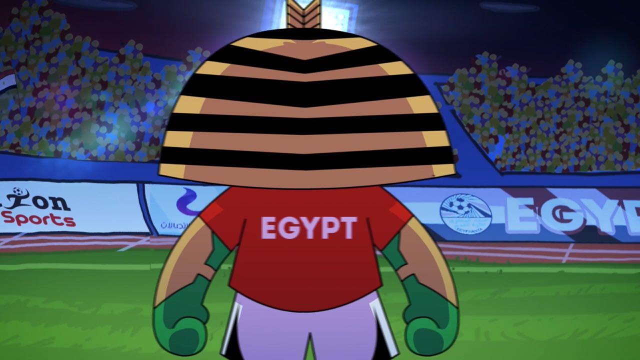 تميمة منتخب مصر فى كأس العالم