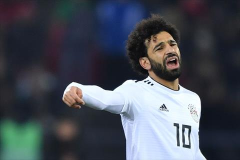حقيقة طلب ليفربول عدم لعب محمد صلاح