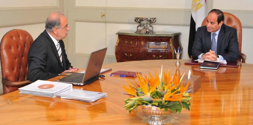 رئيس الوزراء يتقدم باستقالته لرئيس الجمهورية
