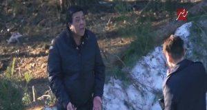 رامز جلال يوقف حلقة أحمد آدم في رامز تحت الصفر