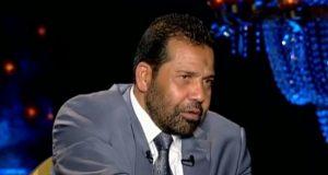 رجب حميدة يمتدح السيسي