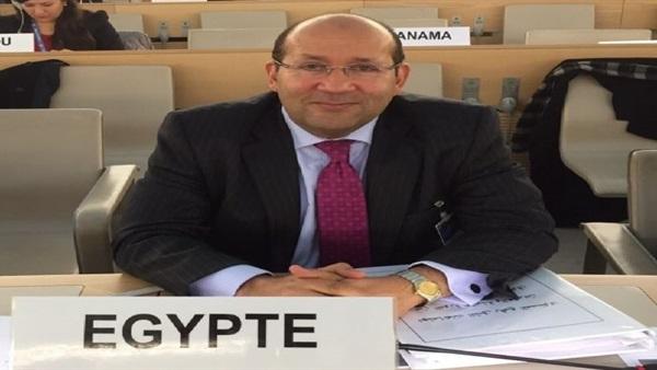 سفير مصر في روما