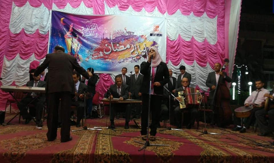 سهرات رمضانية بفرع ثقافة الشرقية