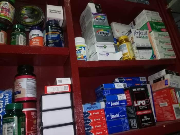 ضبط 7000 قرص أدوية مجهولة المصدر في حملة بالشرقية