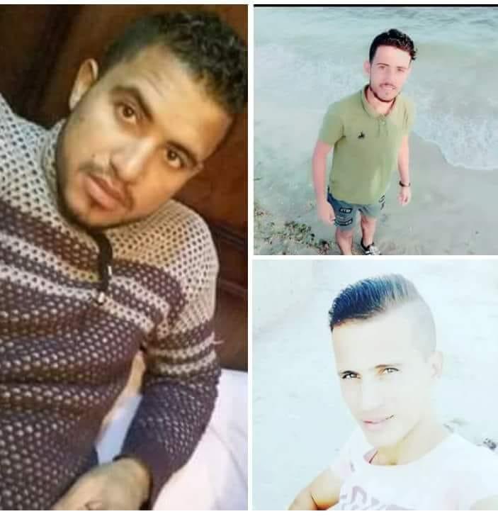 غرق 3 شباب بكلية الحقوق من الشرقية بالعين السخنة