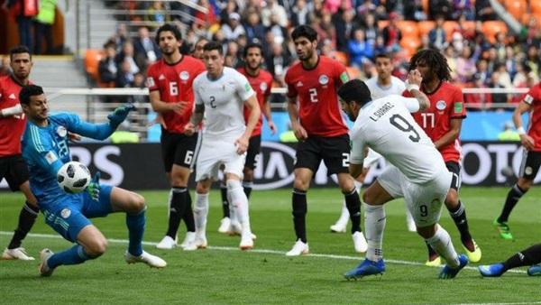 فيفا يفتح التحقيق في مباراة مصر وأوروجوايفيفا يفتح التحقيق في مباراة مصر وأوروجواي