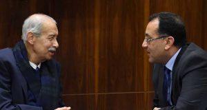 قرار جمهوري بشأن حكومة شريف إسماعيل