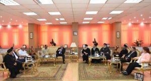 محافظ الشرقية يستقبل مدير الأمن وأعضاء مجلس النوابمحافظ الشرقية يستقبل مدير الأمن وأعضاء مجلس النواب
