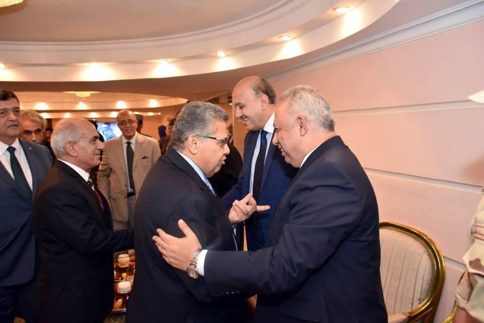 الشرقية يشارك جامعة الزقازيق حفل الافطار بحضور عدد من الوزراء7