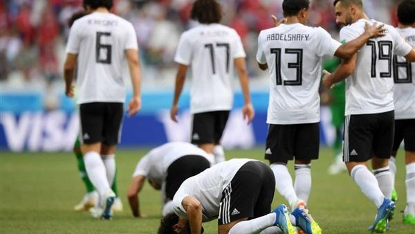 محمد صلاح يكشف سر عدم احتفاله أمام السعودية