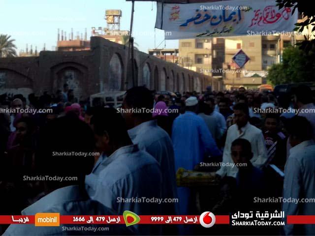 مدينة القنايات تستقبل عيد الفطر بانقطاع الكهرباء