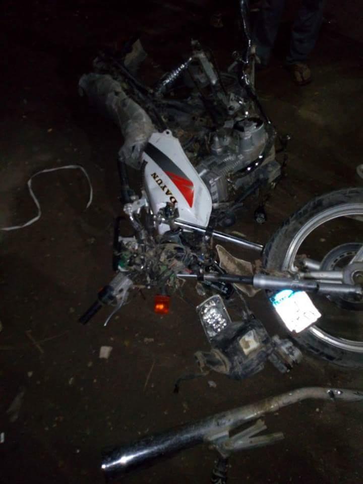 مصرع طالب إثر حادث أليم على طريق الموت بأبوكبير