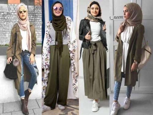 3252462d1 ملابس محجبات 2018 تجمع الاناقة و الرقى | الشرقية توداي