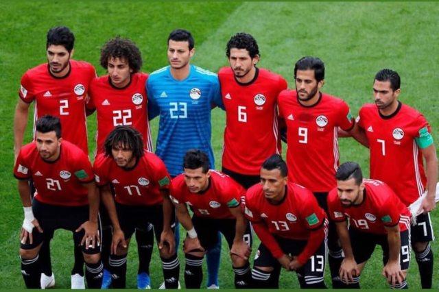 مباراة مصر ضد السعودية