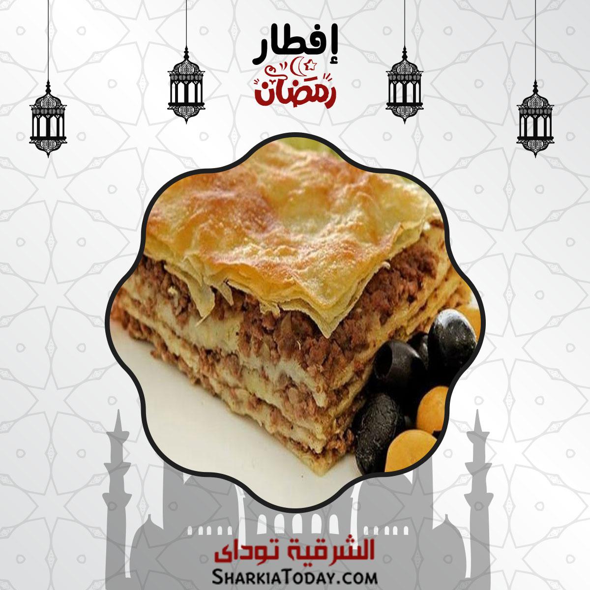 منيو 18 رمضان