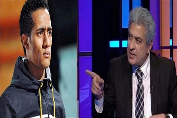 وائل الإبراشي ومحمد رمضان